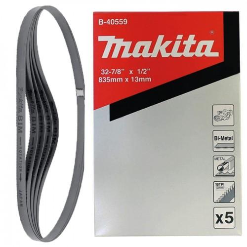 Пильное полотно по пластику (5 шт) для DPB181 Makita B-40559