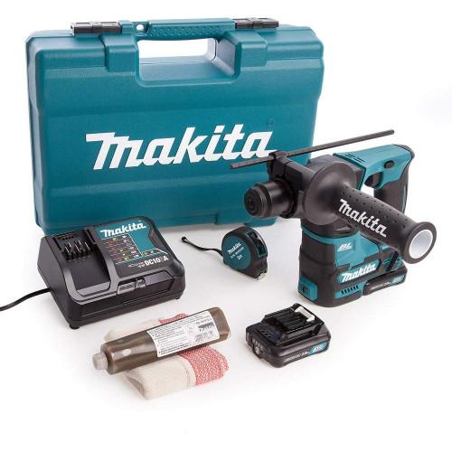 Аккумуляторный перфоратор Makita HR 166 DWAE1  (HR166DWAE1)