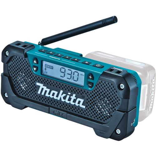 Аккумуляторное радио Makita MR 052