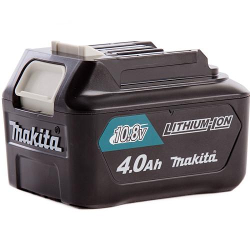 Аккумуляторный блок 10,8В 1х4,0 Ah Li Ion BL1040B, MAKITA, 197403-8