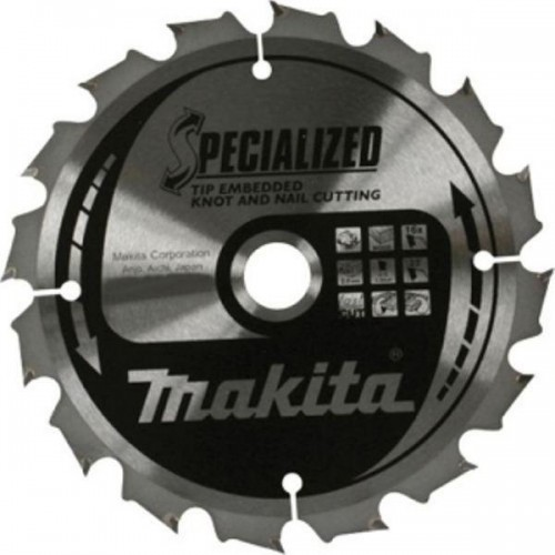 Пильный диск для демонтажных работ,190x30x1.25x24T, MAKITA, B-31289