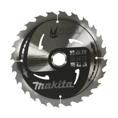 Диск пильный для дисковой пилы 260x30x2,3x1,8 мм 40T Makita