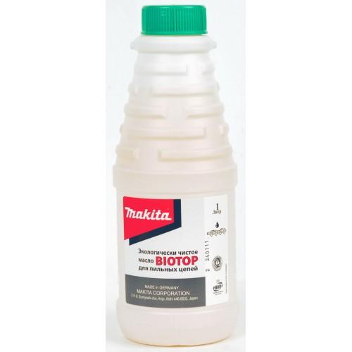 Масло для смазки цепей Makita Biotop, 1л (980408610)