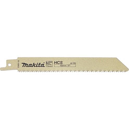 Пильное полотно Makita, по древесине и пластику, HCS  B-16807
