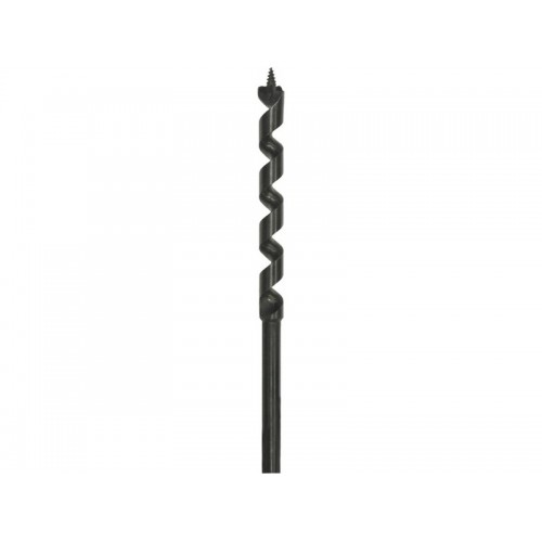 D-07652, Сверло для дерева, 28x450мм,1шт,спиральное, хв-шестигранник