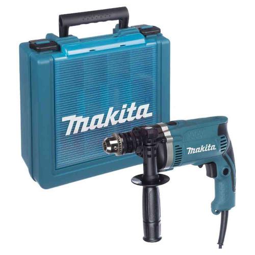 Дрель ударная Makita HP1630K (HP 1630K)