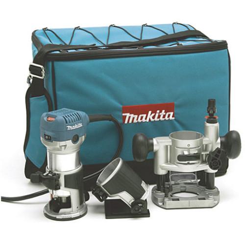Фрезер Makita RT0700CX2 кромочный (RT 0700 CX2)