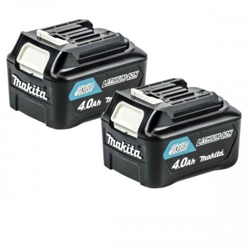 Аккумулятор BL1040B (10,8В,4Ач,индикатор заряда),блистер,2 шт., MAKITA, 197404-6