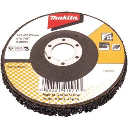 Диск шлифовальный из вспененного абразива 125 мм, MAKITA, B-28983