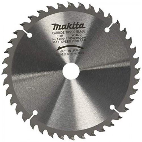 Пильный диск для демонтажных работ,165x20x1.25x40T, MAKITA, A-86044