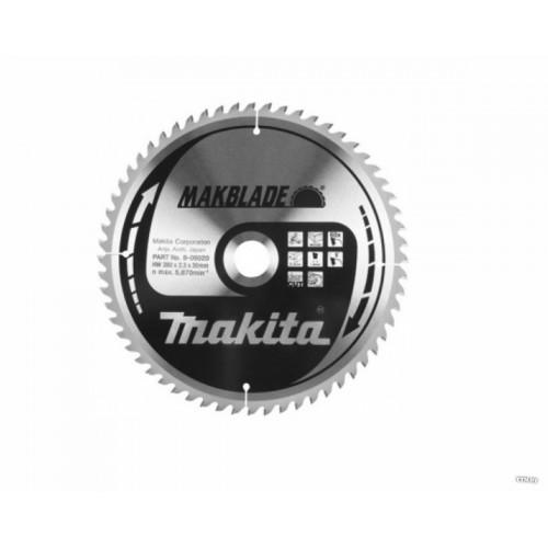 Пильный диск для металла,185x30x1.6x38T, MAKITA, B-29365