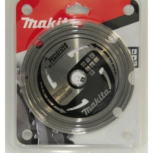 Пильный диск для цементноволокнистых плит,165x20x1.6x4T, MAKITA, B-31538
