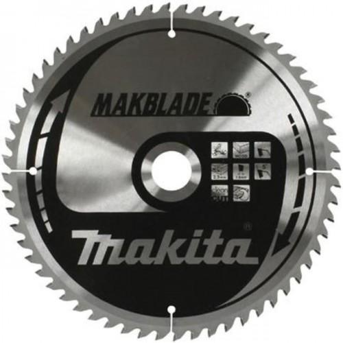 Пильный диск для дерева MAKBLADE PLUS,355x30x2.2x80T, MAKITA, B-35237