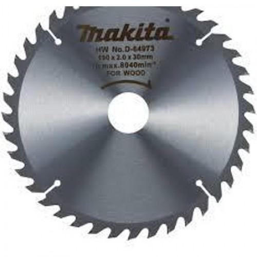 Пильный диск для дерева 190x30x40T, MAKITA, D-64973