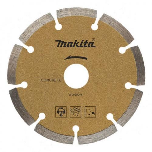Алмазный диск сегментированный рифленый по бетону 180x22,23, MAKITA, D-41741