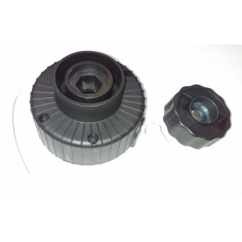 Головка триммерная Makita для UR3500/UR3501, M10LH, леска 2.0мм (YA00000474)