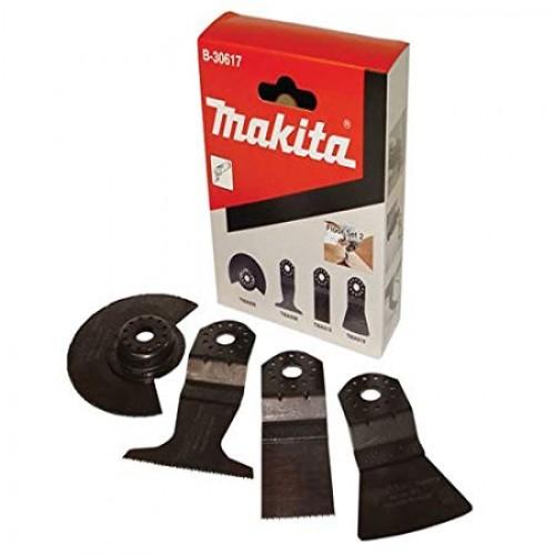 Набор насадок для мультитула Makita B-30617