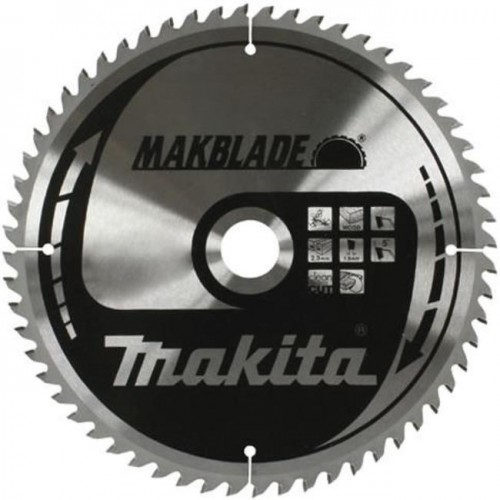 Диск пильный Makita 260х30/16мм 80зубьев Standard (B-29256)