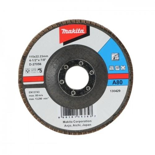 Лепестковый шлифовальный диск Makita (D-27305)