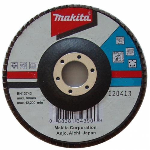 Диск лепестковый 125х22мм зерно 60 (D-27296)