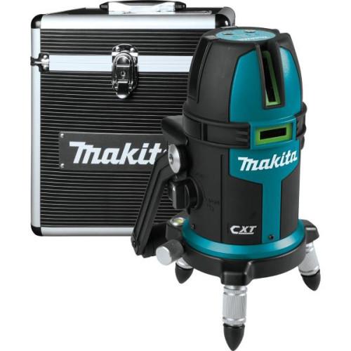 Нивелир лазерный линейный MAKITA SK 209 GDZ с держателем в мет. кейсе, Makita, SK209GDZ