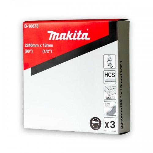 B-16673 Набор полотен для ленточной пилы, Makita