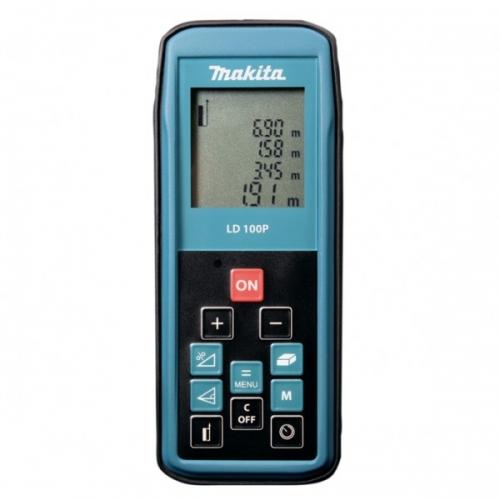 Дальномер лазерный Makita LD 100 P (LD100P)