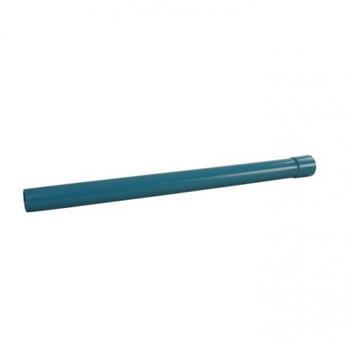 Прямая трубка d28мм (цвет бирюзовый), MAKITA, 451244-9